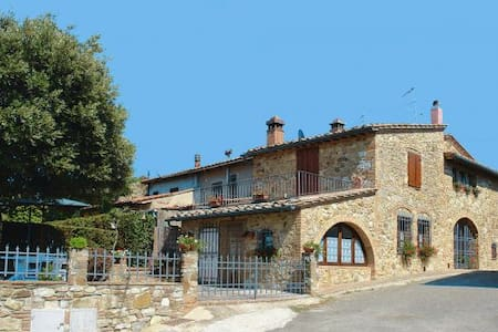 Cosy apartment in historic hamlet - Volterra