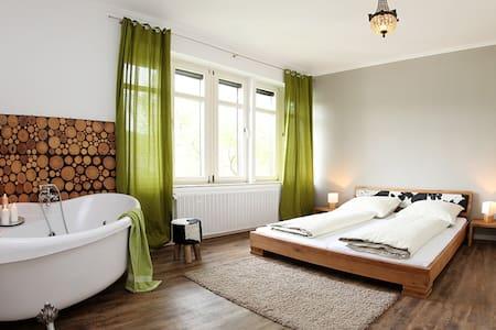 """""""Eifelstube"""" Luxus Doppelzimmer mit Whirlpool - Adenau - Wohnung"""