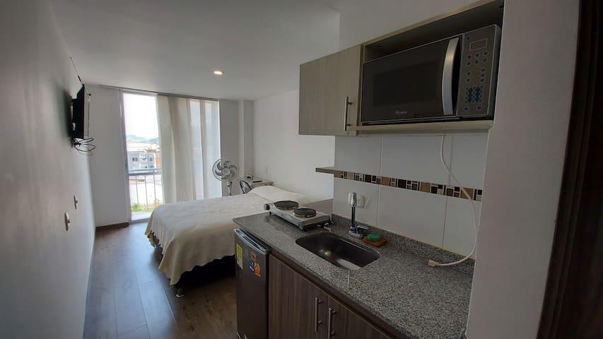 Moderno Apartaloft en Pereira