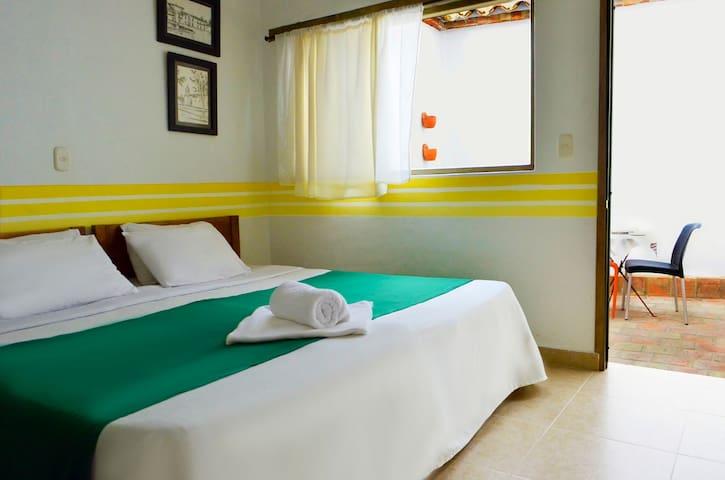 Hotel solar de la villa habitacion  estandar