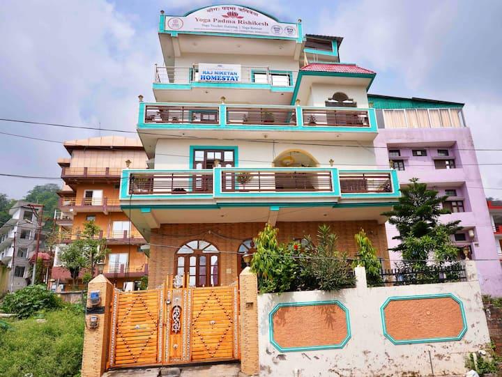 Yoga Padma Rishikesh House