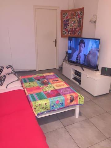 Comfortable room in barcelona center