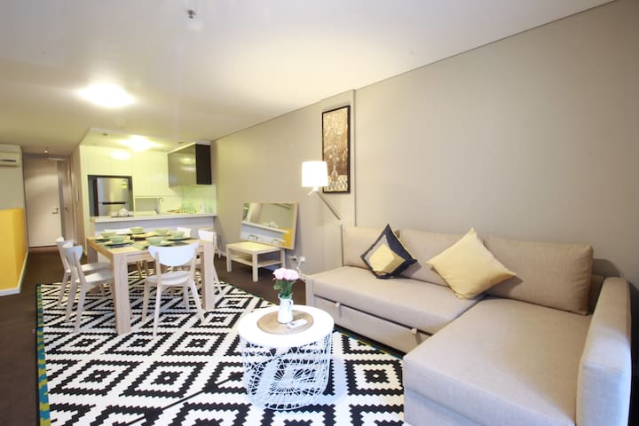 Sweet home for groups and families - Ultimo - Apartment
