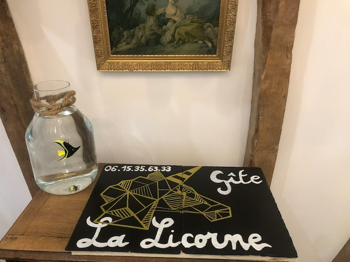 Gîte Spa La Licorne portes de la baie de Somme