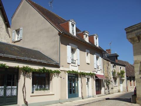 Bienvenue au Clos Saint Denis