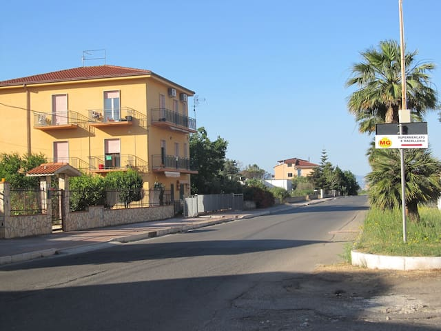 Grazioso Appartamento Affittasi - Villapiana Lido - Wohnung