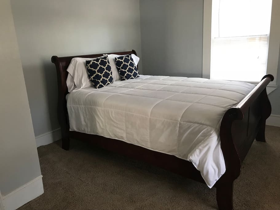 very comfortable bed, just read the reviews