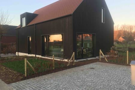 Ecolodge, surrounded / nature, 20K Gent-Oudenaarde