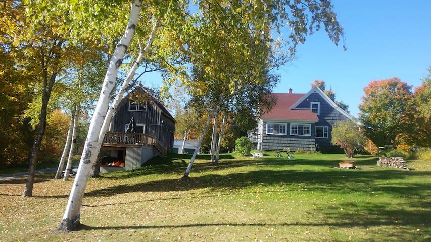 Island Pond Lake House - Brighton - Talo