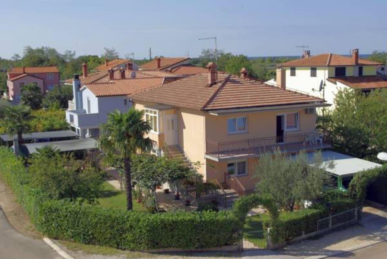Apartments & Rooms Barbara Umag - Croatia