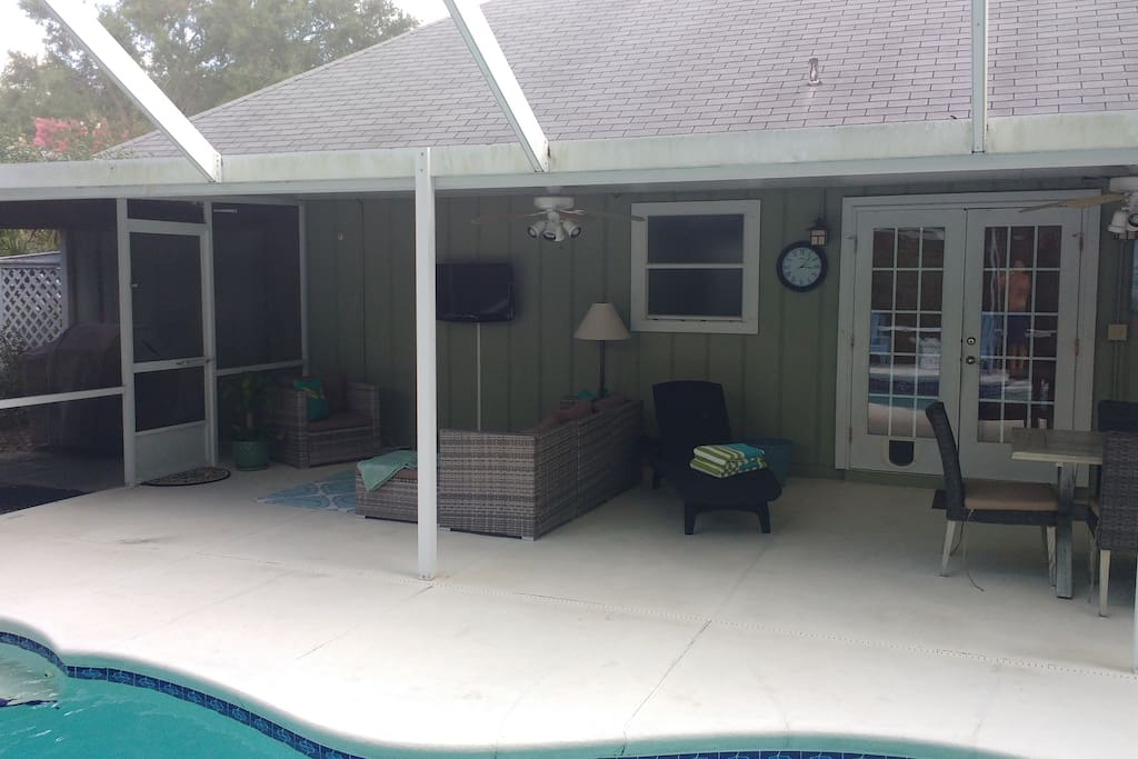 Lovely Pool Home In Historic Town Houses For Rent In Deland Florida United States