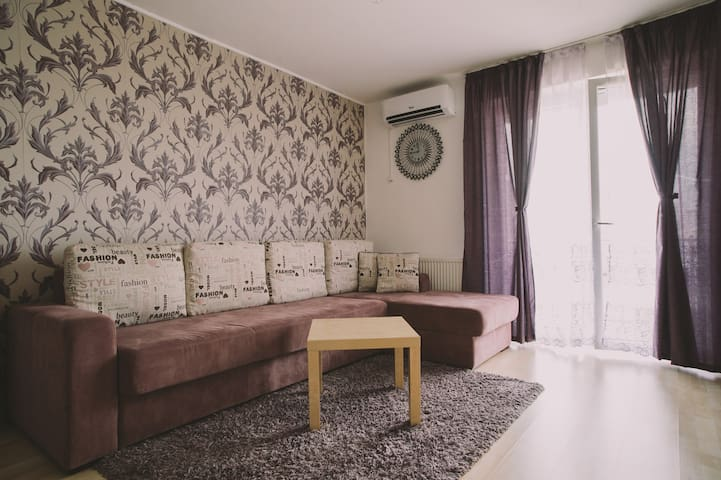 Apartment Ambiance - Brașov - Appartement