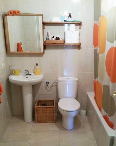 Bonito apartamento en La Rioja-Alavesa - Cenicero - Huoneisto