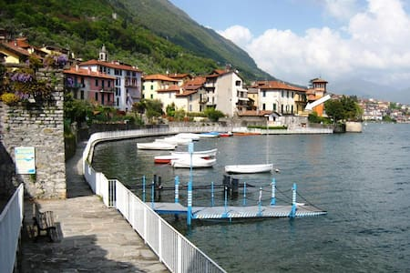 Casa Matteo - Lakefront Holiday Home for 10 guests - Sala Comacina
