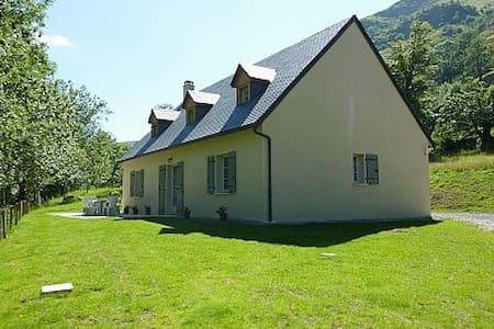 Maison au coeur des volcans d'Auvergne