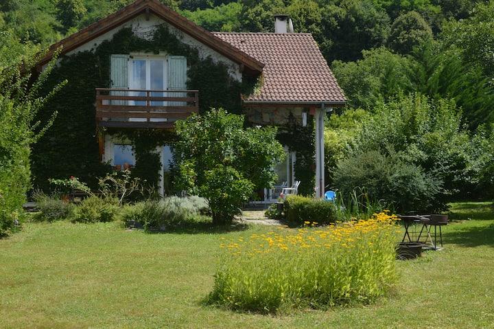 Belle maison dans  parc du vercors