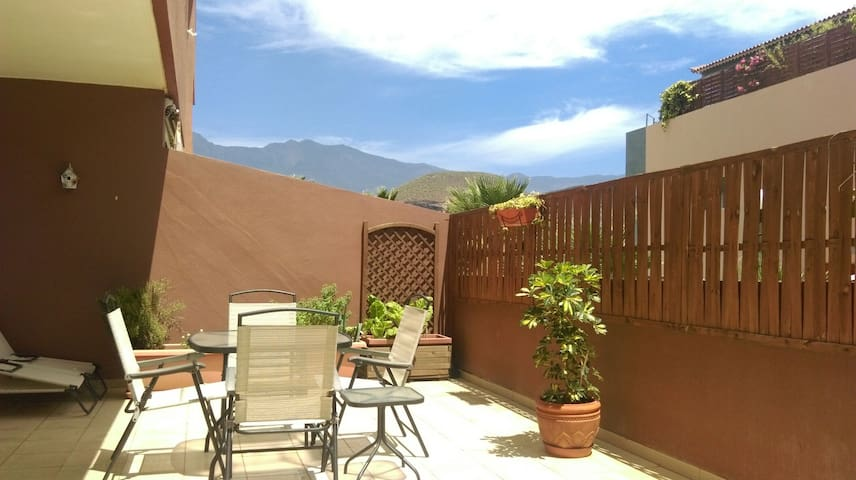 Nice apartment close to the beach / Haus am strand - Puertito de Güímar - Apartment
