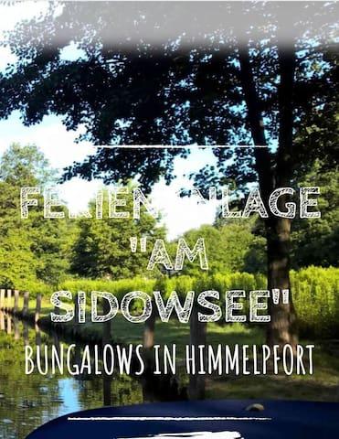 "Ferienanlage ""Am Sidowsee"" Bungalow 5"