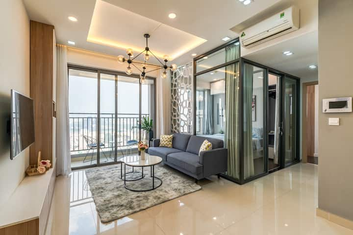 Modern and Cozy 3BR In The City, near Bui Vien St