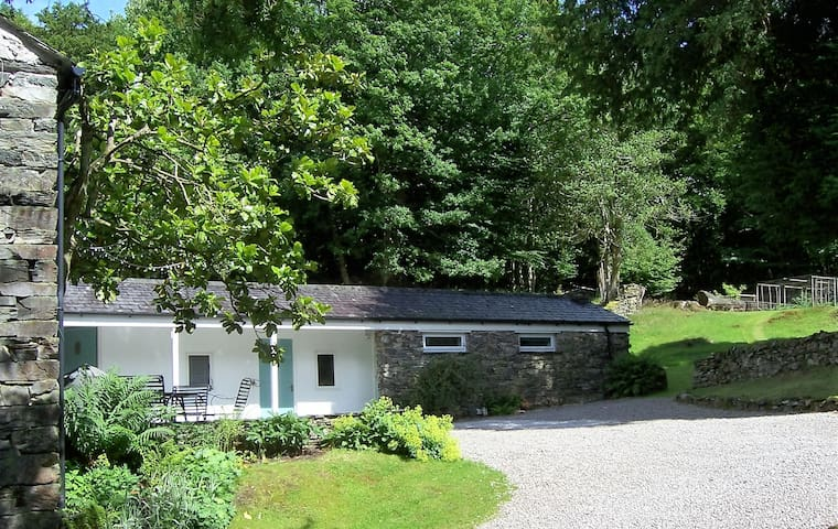 The Bothy, High Hay Bridge - Bouth - Pis