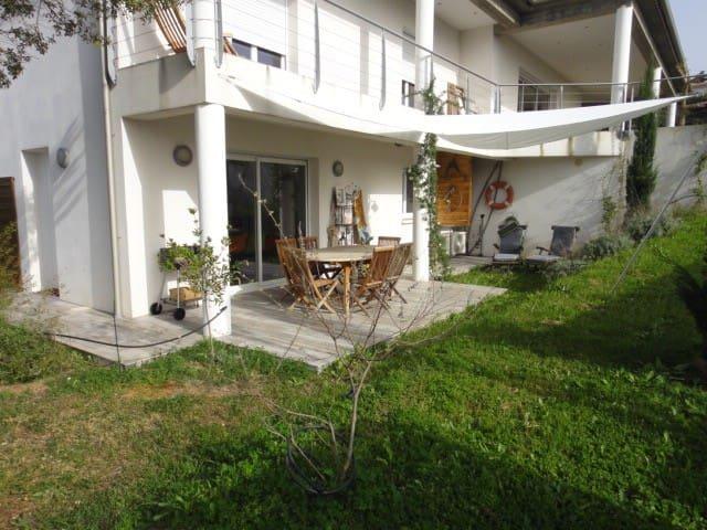 Appartement F2 calme proche des plages - Bastelicaccia - Lägenhet