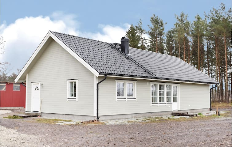 Holiday apartment with 2 bedrooms on 48 m² in Katthammarsvik