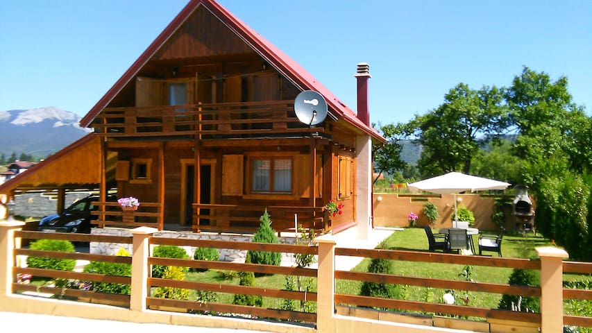 Villa Breza - Kolasin - Huoneisto
