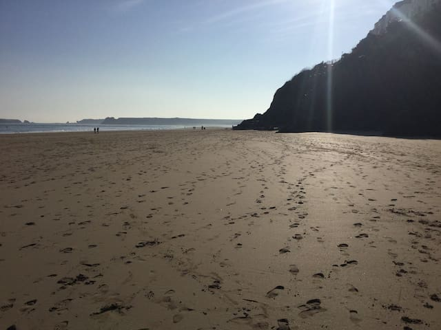 Cosy Tenby Retreat - Tenby - Apartment