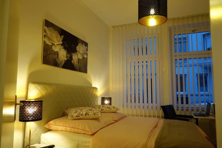 Nettes, gemütliches Apartment