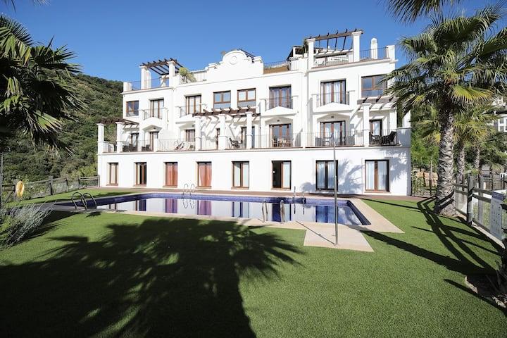 A Beautiful Modern Two Bedroom Villa