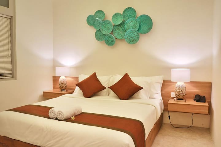 Cozy 2 Deluxe Double Room at d'Dimmel Jimbaran