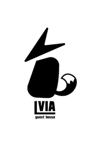 LVIA Guesthouse Room-E4(Male Only)