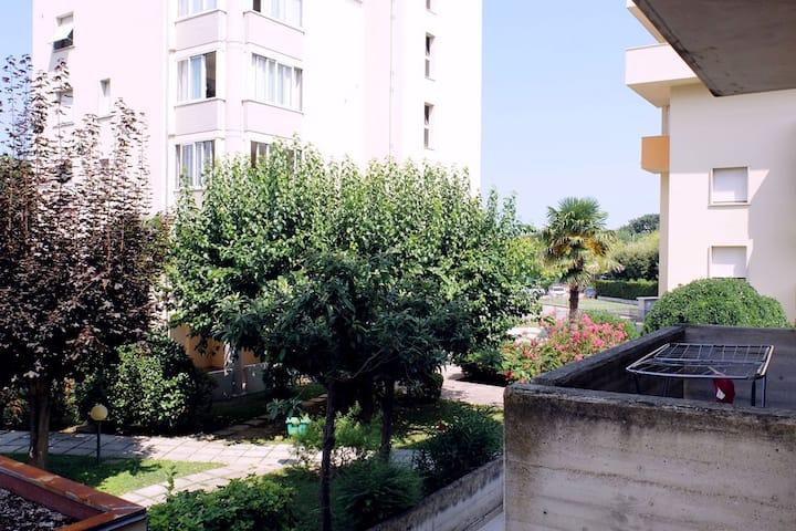 Casa tra il mare e il centro storico, Senigallia