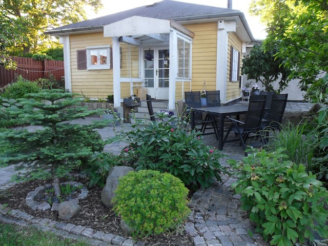 Nyindrettet bed & breakfast, midt i Randers - Randers - Bed & Breakfast