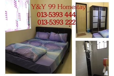 Rooms with attached bathroom - Ipoh