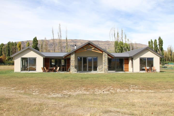 Panoramic views and tranquility in Wanaka (B&B) - Wanaka - Bed & Breakfast