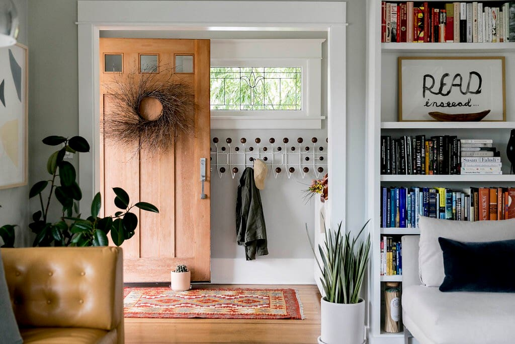 This 1914 craftsman is fully remodeled with careful attention to preservation of original details, like moldings, oak hardwood floors and leaded glass windows, with tons of natural light. PC Brooke Fitts