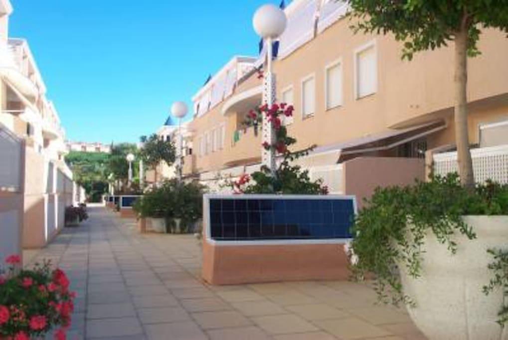 Alquiler islantilla wohnungen zur miete in islantilla andalusien spanien - Apartamento en islantilla playa ...
