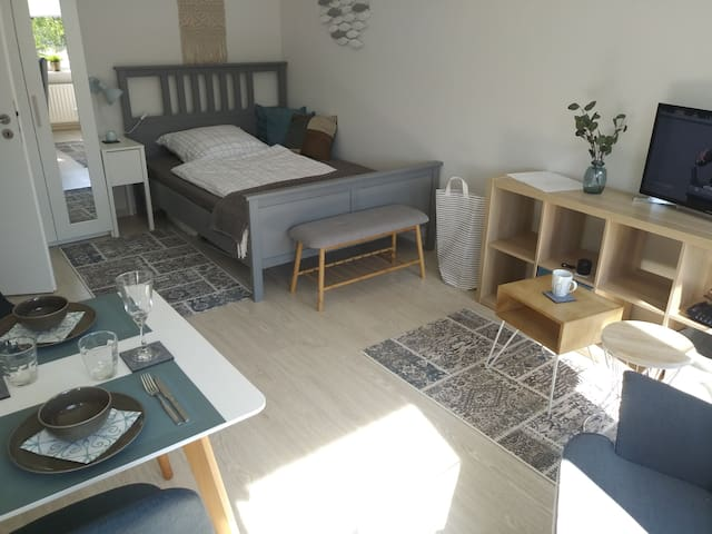 Renovated and furbished flat in the center of Kiel