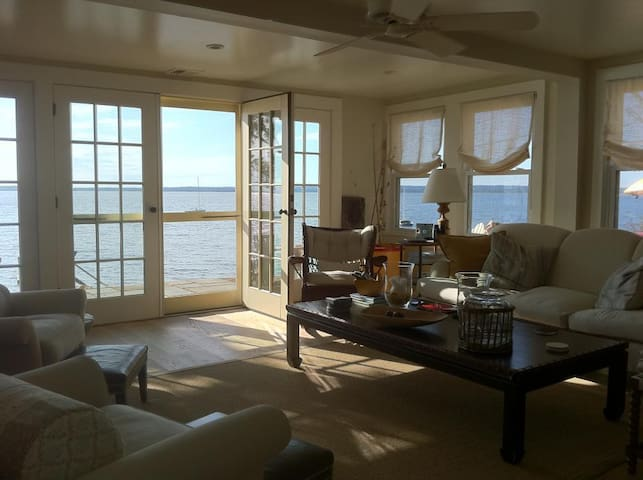 Gorgeous, Cozy Home on Peconic Bay - Riverhead - Casa