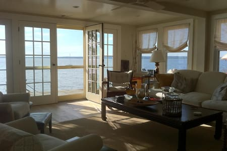 Gorgeous, Cozy Home on Peconic Bay - Riverhead - Dom