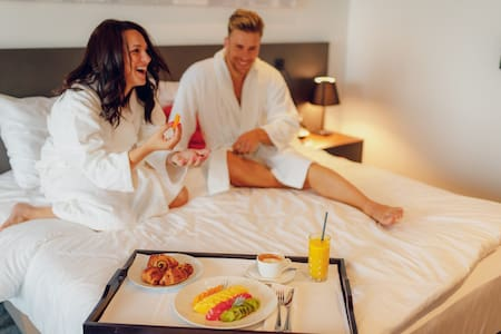 Chic Premier Double Room + Breakfast included