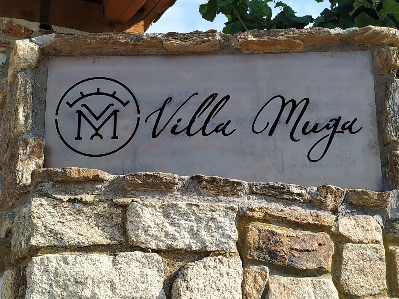 Finca Villa Muga, Gascones (Sierra de Madrid).