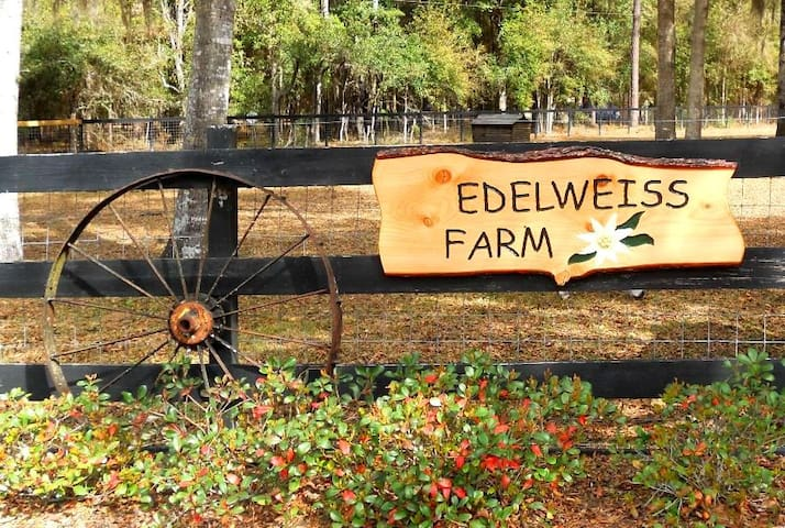 Edelweiss  Farm - Inverness - Huis