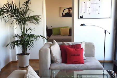 Great apartment with balcony, heart of Geneva. - 日內瓦
