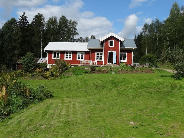 cosy cottage near Torsby