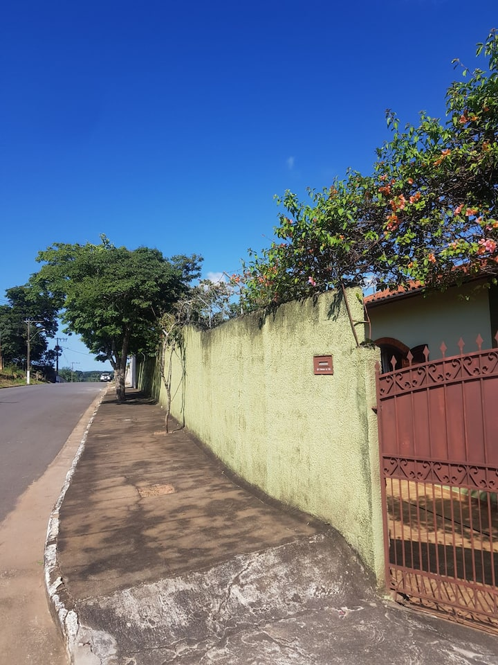 Casa Familiar em Cambuquira