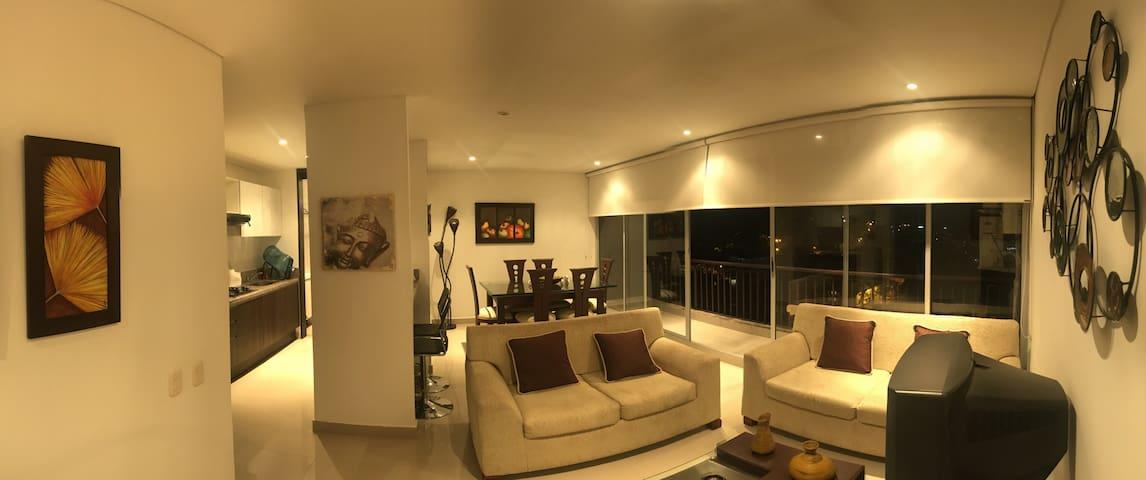Apartamento de 3 habitaciones B/Barzal - GP 1005