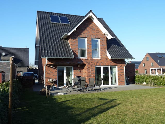Moderne,gepflegte Unterkunft mit Luxus in Greven - Greven - Hus