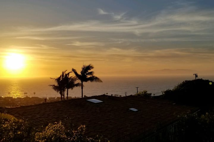 Redondo Beach House with Pacific Ocean Views!